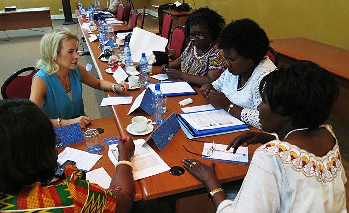 Sambia naistenpäivä