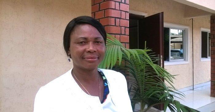 Doreen Mabwe korosti vertaistuen merkitystä politiikassa