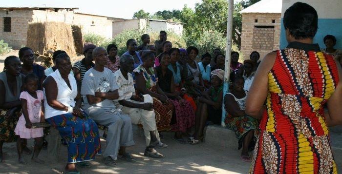 Zambian women politicians are preparing for 2016 elections