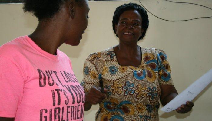 Sambian naispoliitikot valmistautuvat vuoden 2016 vaaleihin