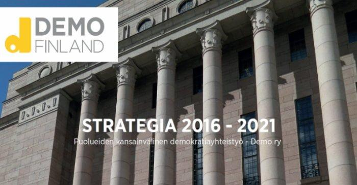 Demo Finland strategia