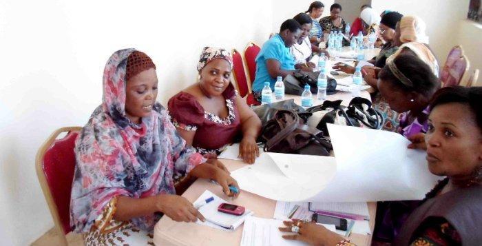 Paikallistason koulutus naispoliitikoille on ollut tärkeä osa T-WCP:n toimintaa