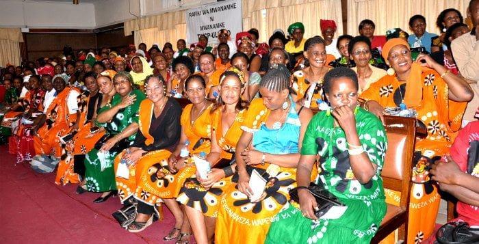 Tansanian naispoliitikkojen yhteistyöfoorumi